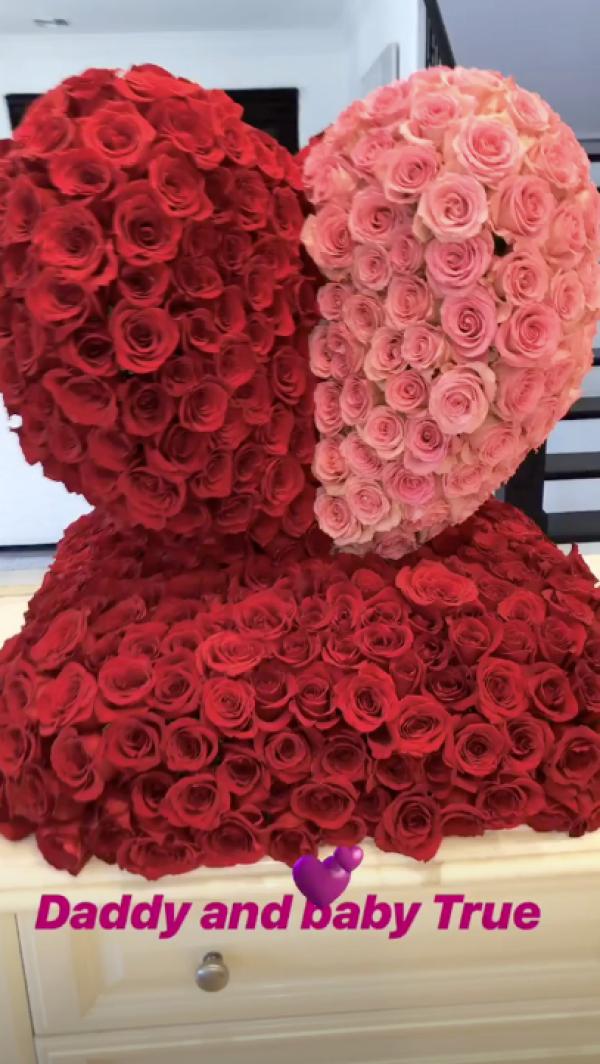 Khloé Kardashian San Valentin