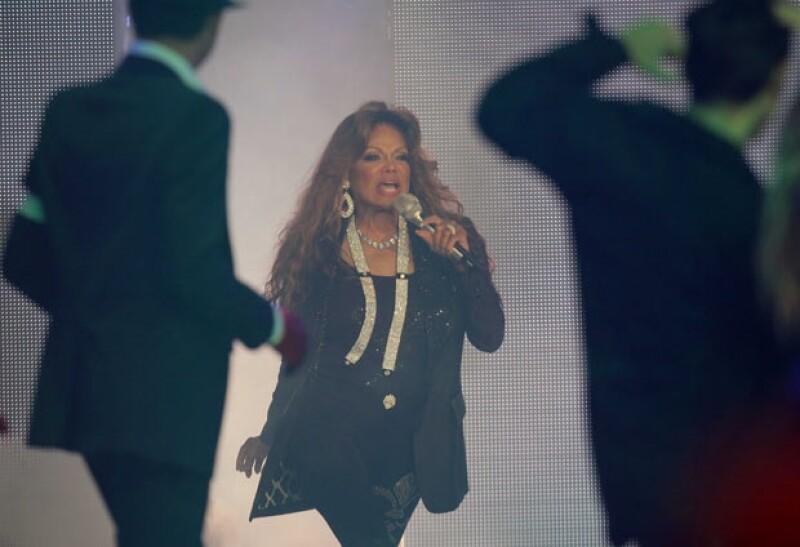 La hermana mayor de Michael Jackson aseguró que le gusta mucho México.