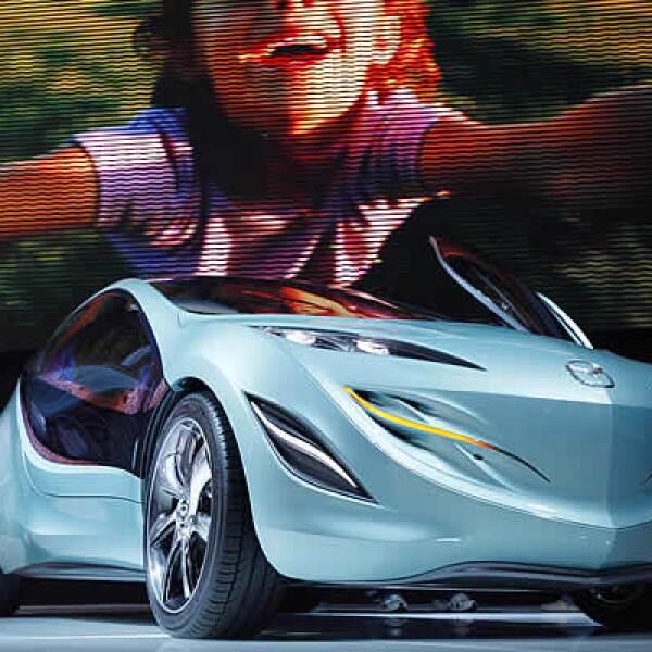 Kyora es la nueva joya automotriz de Mazda. El auto podrá ser comprado hasta mediados del 2012.