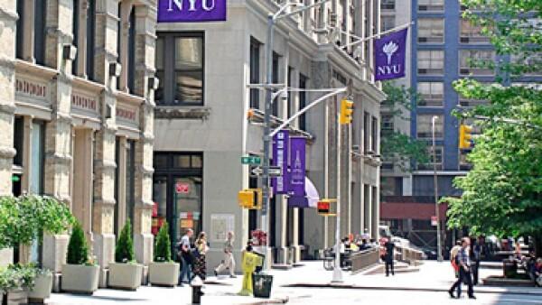 La NYU es considerada la universidad cosmopolita por excelencia. (Foto: Cortesía de CNNMoney)