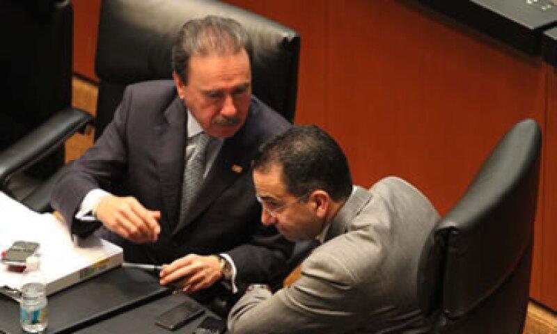 Gamboa rechazó también que el Pacto por México sea una especie de co-gobierno.  (Foto: Notimex)