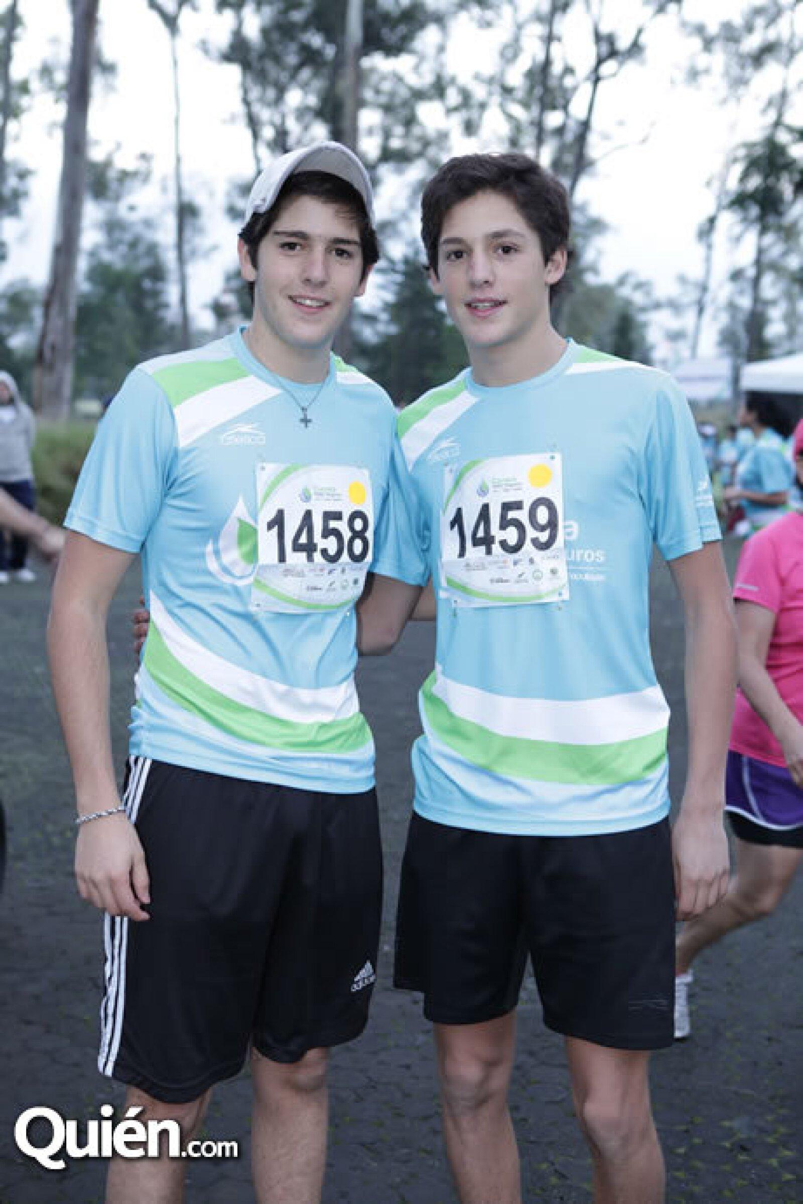Eduardo y Ricardo Tena
