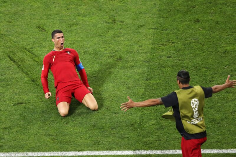 Cristiano Ronaldo Rusia goles