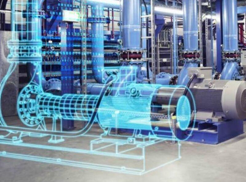 gemelo digital de Siemens