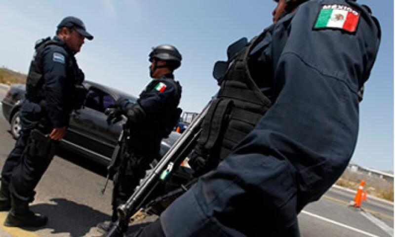 La percepción de la seguridad pública en el país hoy en día comparada con la que se tenía hace 12 meses alcanzó los 102.7 puntos. (Foto: Reuters)