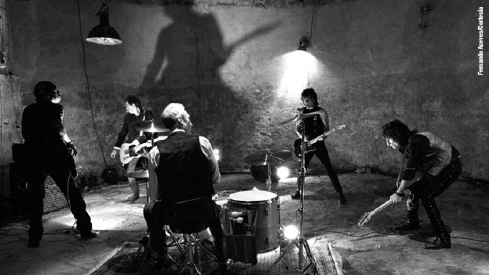 rolling stones, mexico, fernando aceves, 50 años, medio siglo, musica, satisfaction, paint it black, mick jagger, keith,