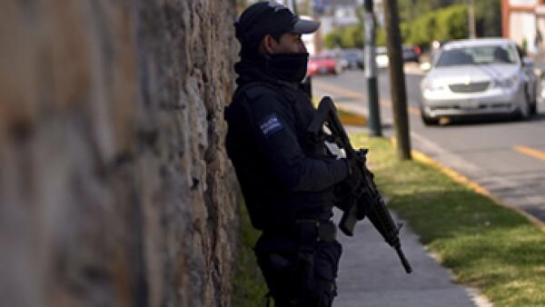 Acapulco y Culiacán también son de las ciudades más violentas. (Foto: Reuters)
