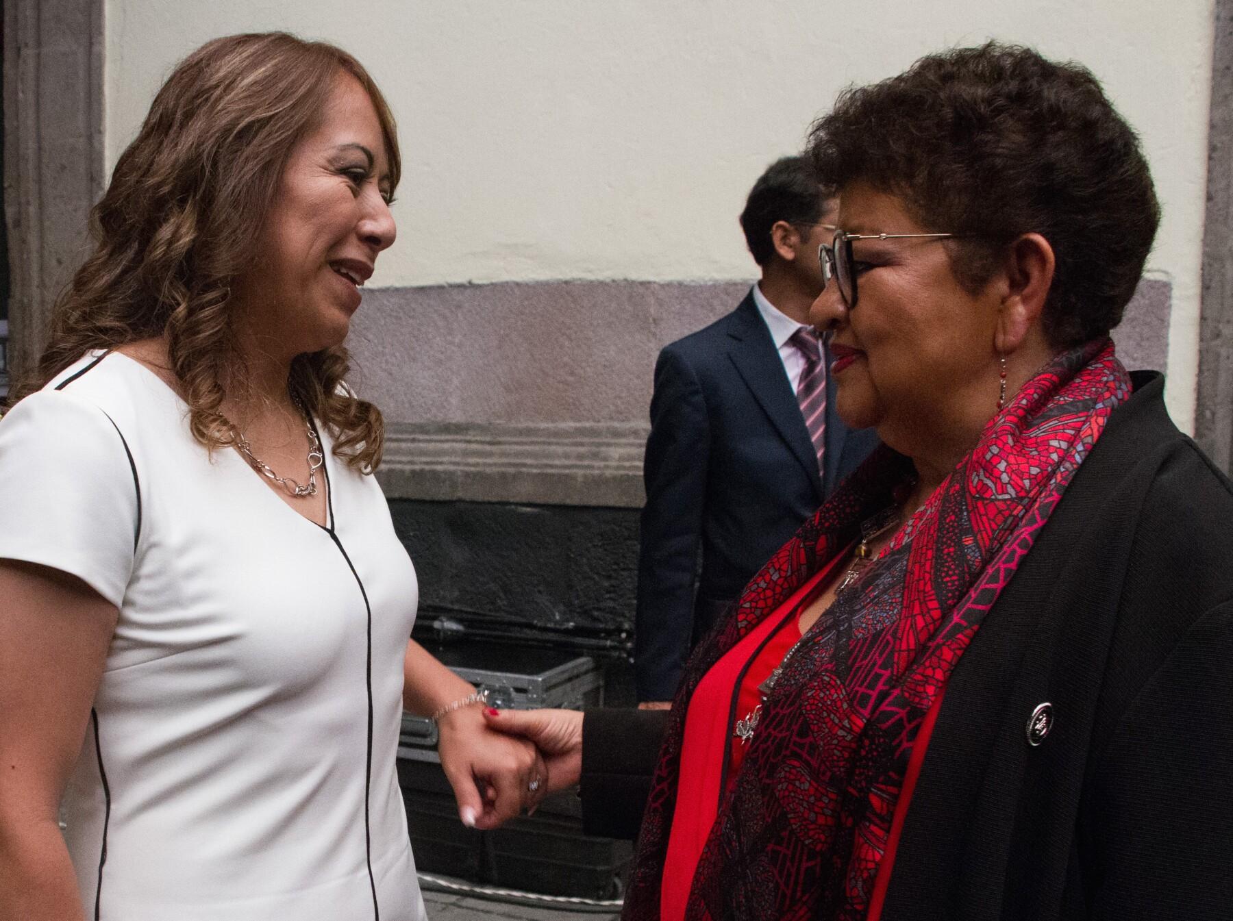 disculpa pública lorena gonzález