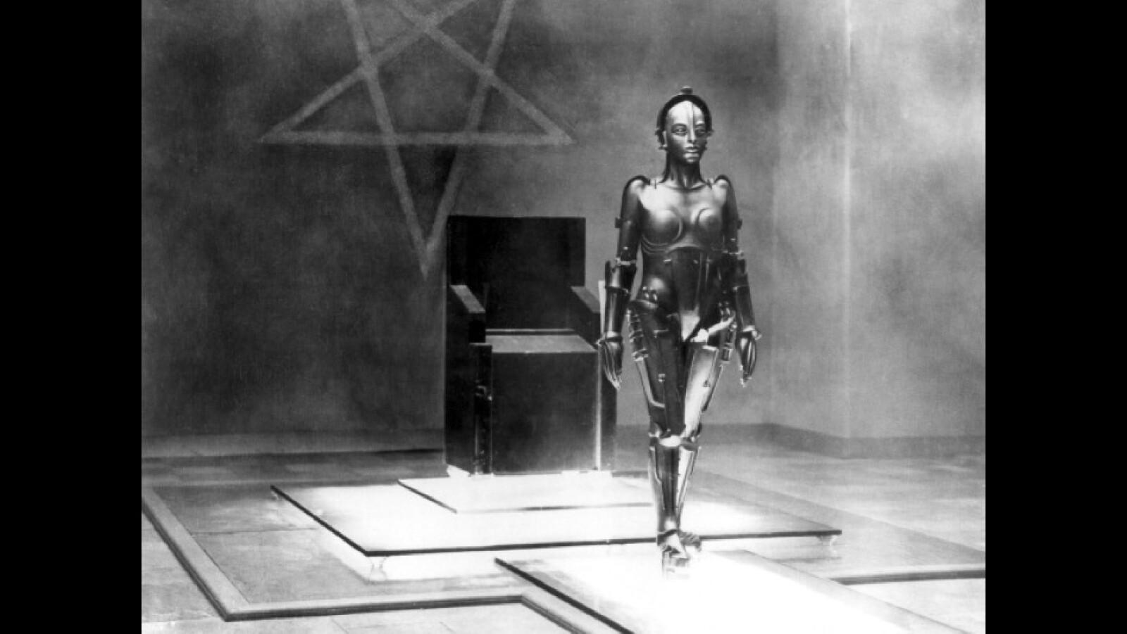 ?Maschinenmensch?, en la película clásica de 1927, ?Metropolis?, dirigda por Fritz Lang
