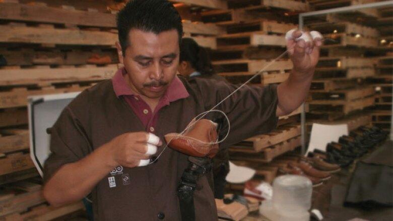 En México existen 7,981 industrias del calzado, de las cuales 43% se encuentran concentradas en Guanajuato.