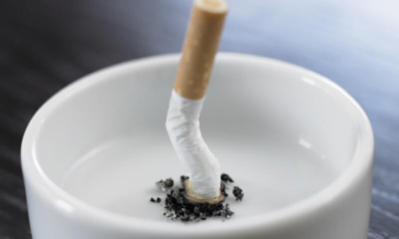 En 2012, la participación de Philip Morris International en el mercado legal de cigarrillos en México fue del 73.5%, según Carso. (Foto: Getty Images)