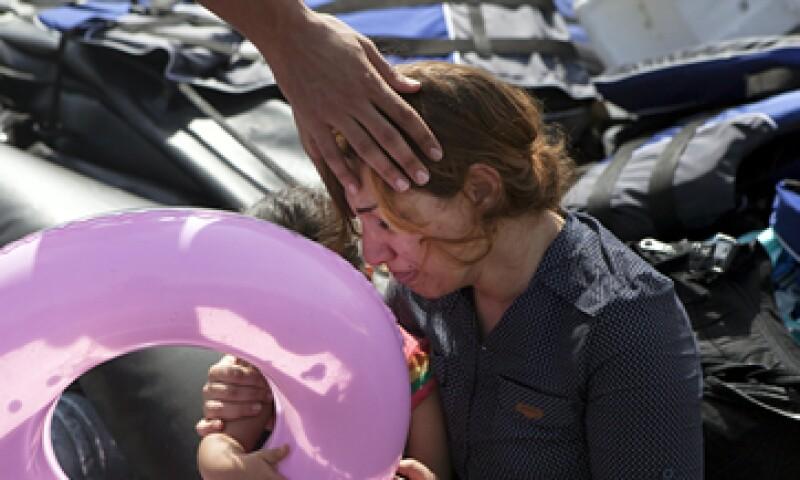 De darse la aportación, habría 22,000 familias beneficiadas, según la Agencia para los Refugiados. (Foto: Reuters)
