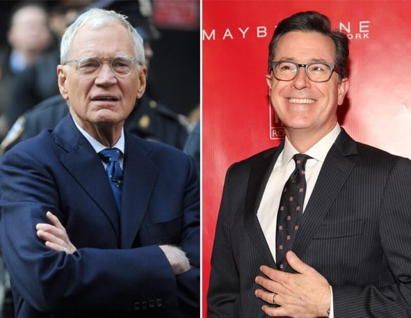 """La cadena CBS anunció que será Stephen Colbert el nuevo conductor del programa """"The Late Show""""."""