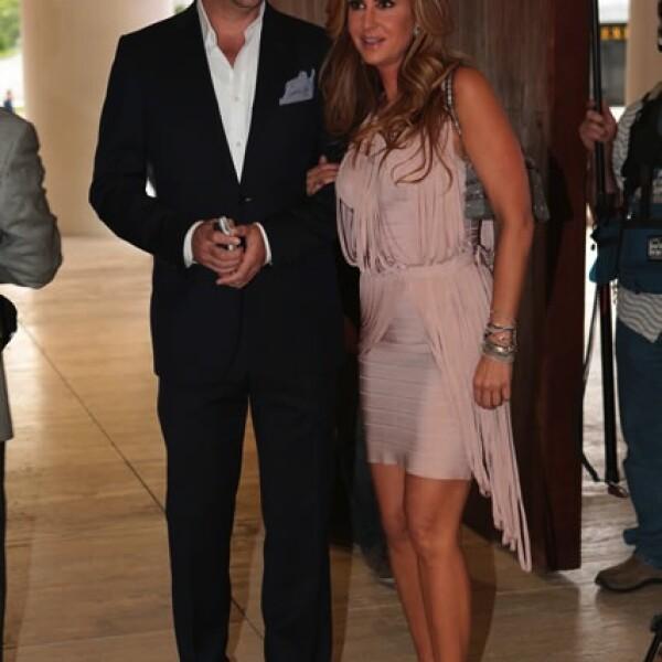Roberto Torres y Alejandra Funtanet.