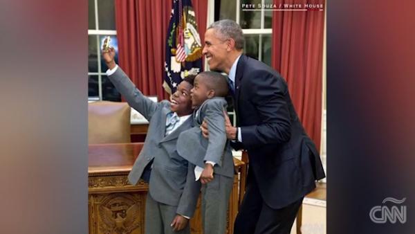Las mejores fotos de Obama en la Casa Blanca