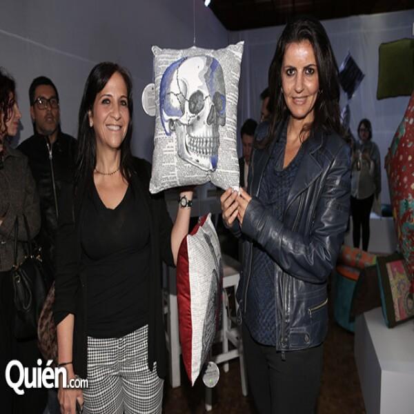 Fortuna y Lorena Cohen