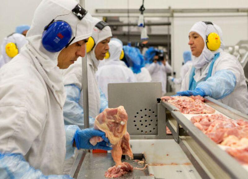 empacadora de carne Brasil