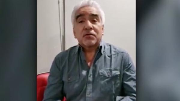 """""""Si se tomó mal, lo lamento"""", se disculpa el periodista Ricardo Alemán"""