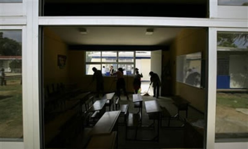 Entre 2000 y 2012, la escolaridad promedio en el país pasó de 7.6 a 8.7 años.  (Foto: Notimex)