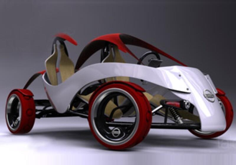 El reto es hacer autos eléctricos suficientemente espaciosos para transportar hasta cuatro pasajeros (Foto: Nissan)