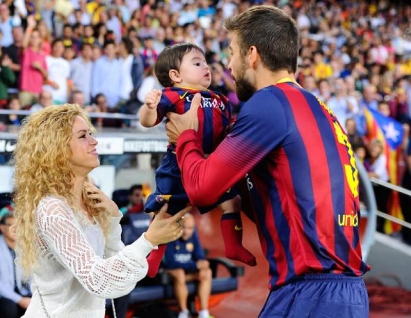 La colombiana confesó que haría cualquier cosa por su pareja, además, comentó en E! News que ya está pensando en un segundo y quizá, tercer hijo.