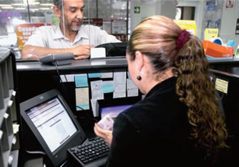 El año pasado Banorte incrementó el número de sucursales en el país como una estrategia para ganar mercado. (Foto: Gilberto Contreras)