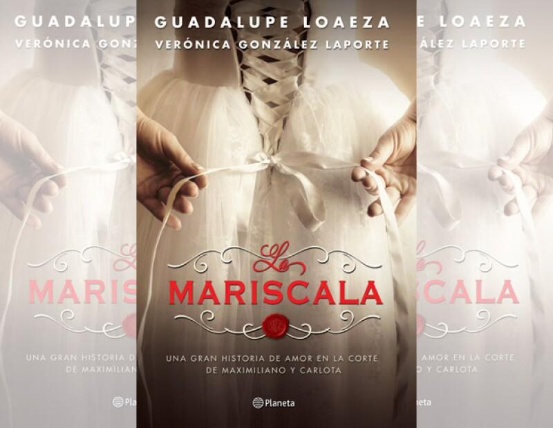 La mancuerna Loaeza-González Laporte proteme atraparnos con su nueva novela, la gran historia de amor en la corte de Maximiliano y Carlota: Pepita de la Peña y el mariscal Bazaine.