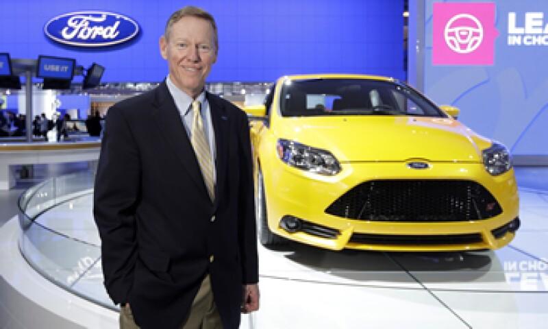 Los esfuerzos de Mulally ayudaron a Ford a evitar un rescate federal en el 2009. (Foto: AP)