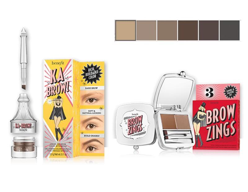 Los productos vienen en varios tonos y colores, para que encuentres el adecuado para tí.