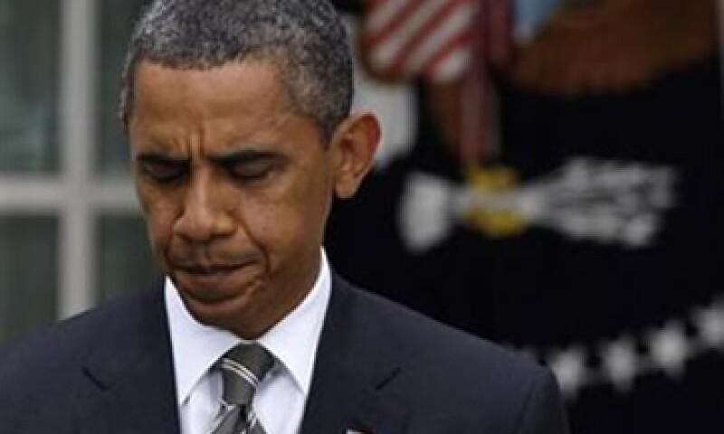 El Gobierno de Barack Obama logró que subiera el techo de la deuda, pero perdió en su intento de aumentar impuestos. (Foto: Reuters)