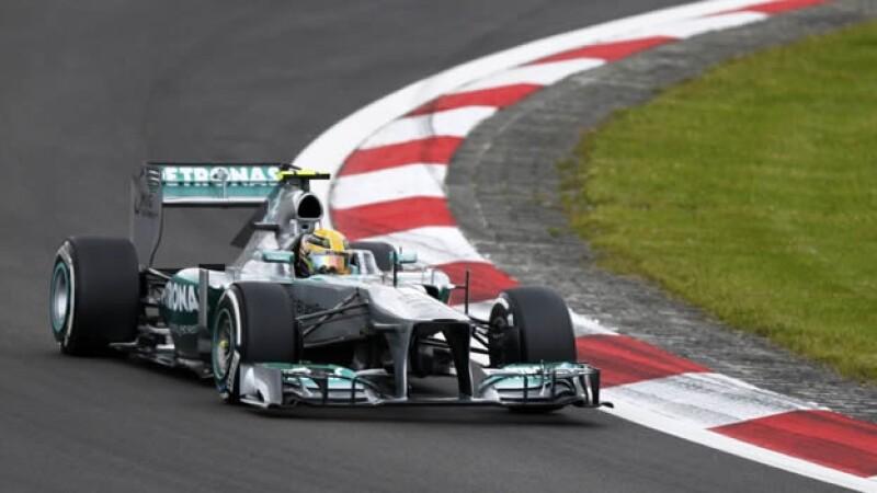 Lewis Hamilton GP de Alemania