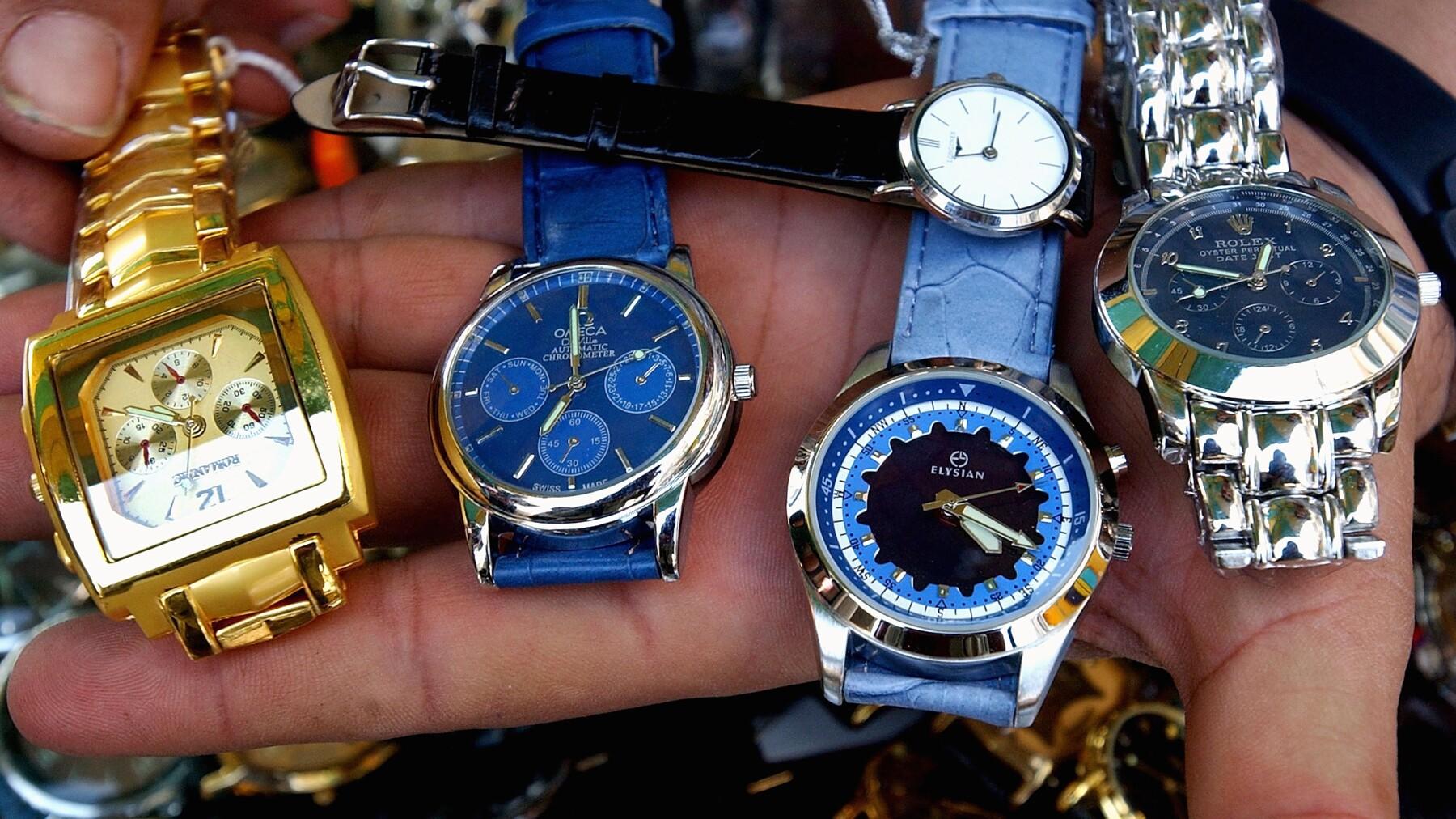 Relojes Falsos
