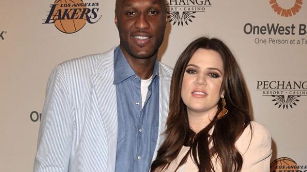 Khloé vivió momentos difíciles tras la hospitalización de Lamar por una sobredosis.