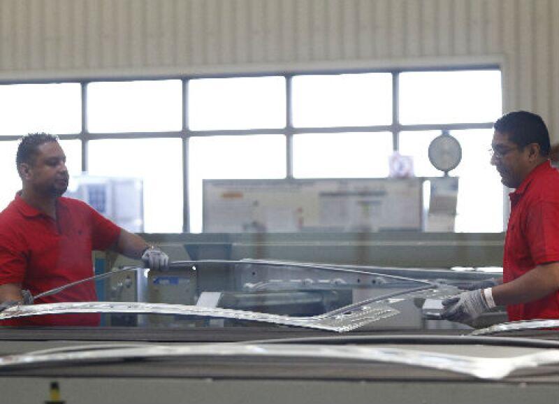 Audi planta de Puebla