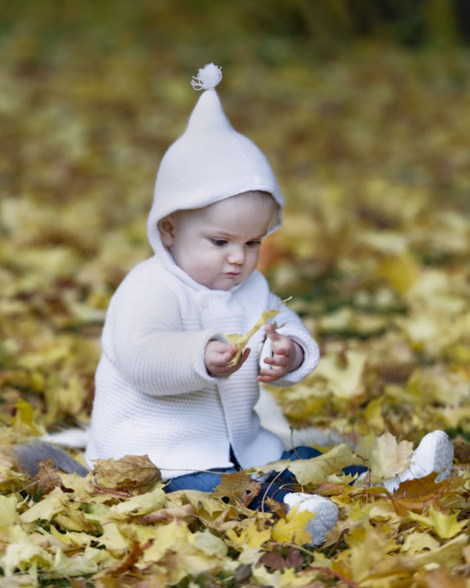 La bebé recibe tratamiento de Su Alteza Real.
