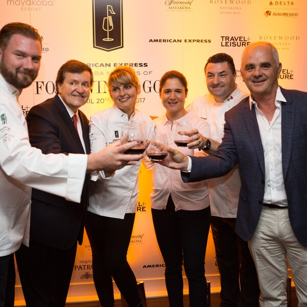 Mayakoba Masters of Wine, Food & Golf