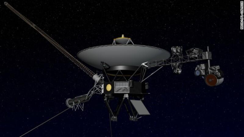 Voyager 1 cápsula