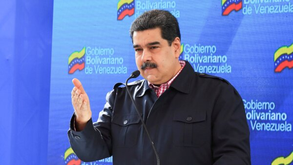 Maduro Venezuela inflación