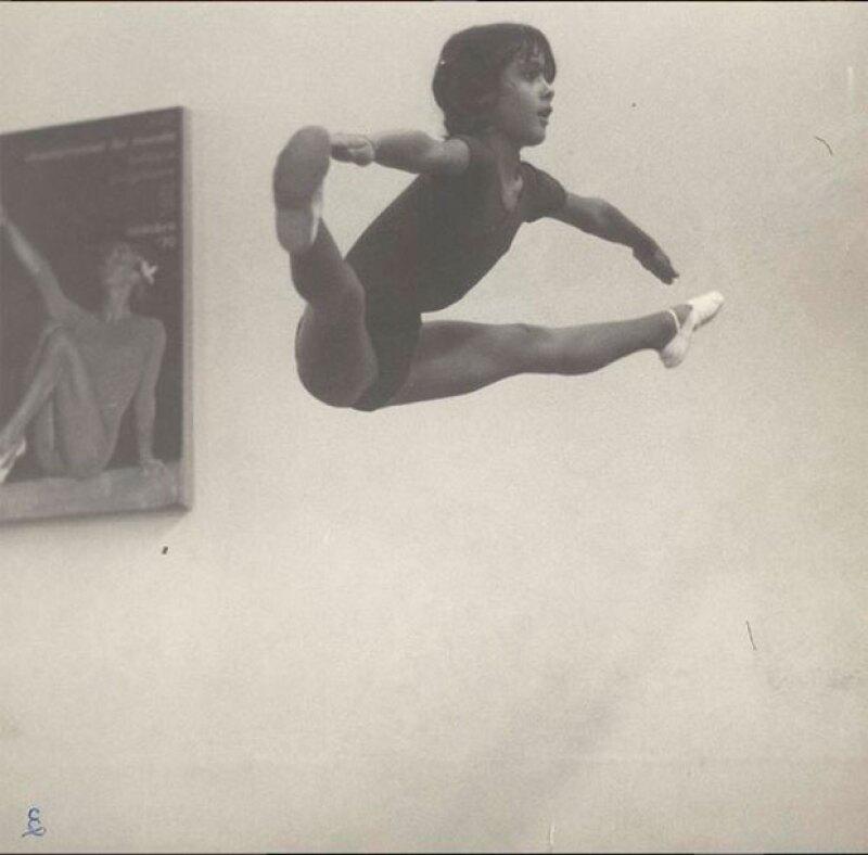 A Salma le encantaba la gimnasia, incluso, quería practicarla a nivel profesional.