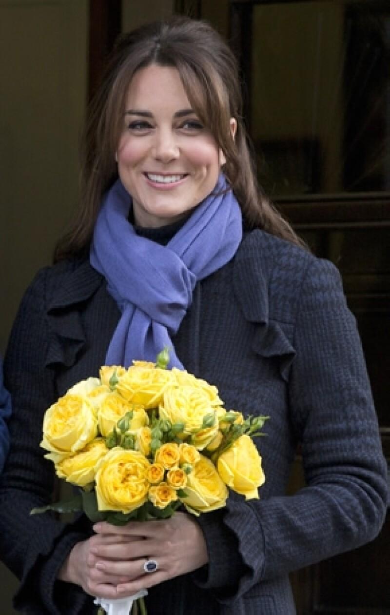 La firma italiana de moda ha creado la Catherine Bag tras el anuncio de embarazo de la Duquesa de Cambridge.
