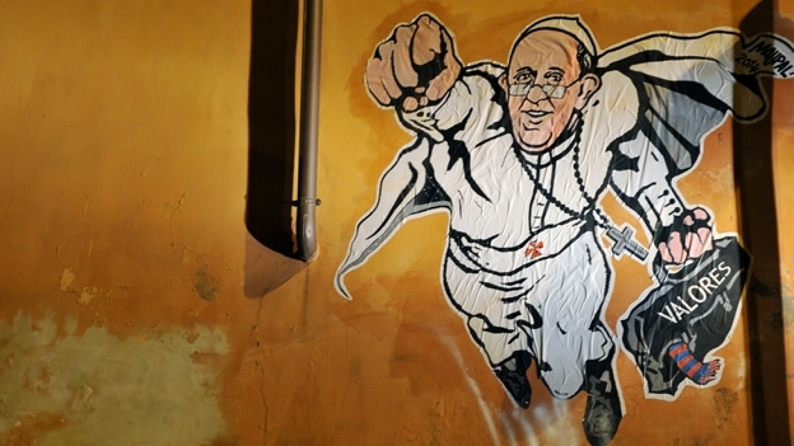 Papa_2014_grafitti