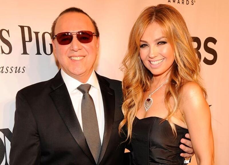 La cantante y su esposo han formado de matrimonio sólido en el showbiz.
