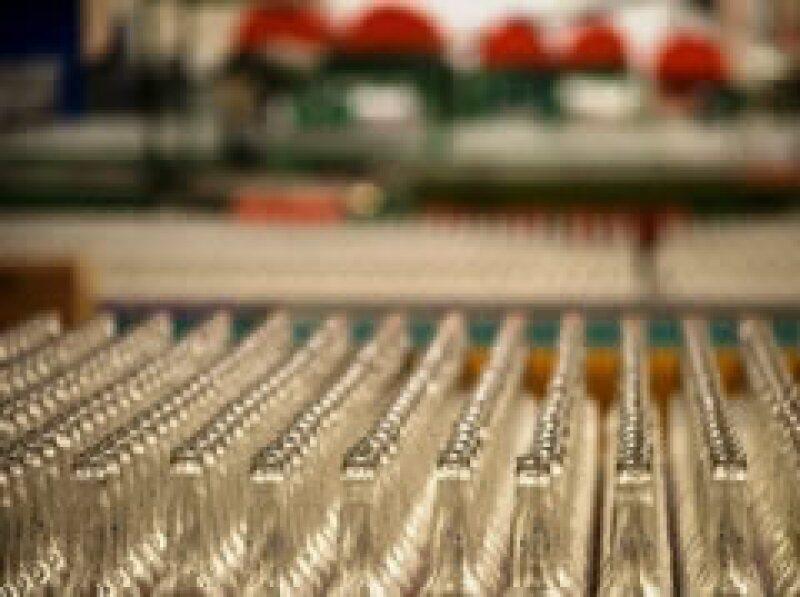 Las manufacturas serán más golpeadas en 2009. (Foto: Archivo))