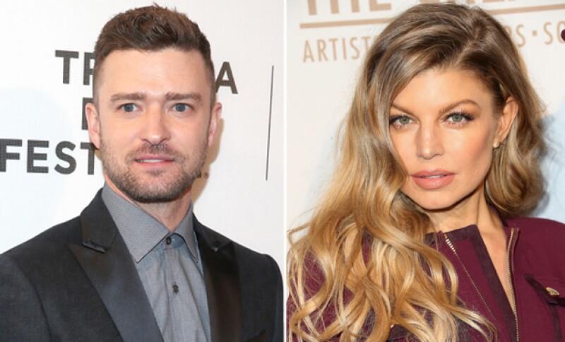 Fergie es siete años mayor que Justin, y aun cuando él tenía 16, ella tuvo una relación con él.