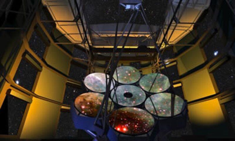 El telescopio pretende hacer una exploración espacial profundo. (Foto: Cortesía)