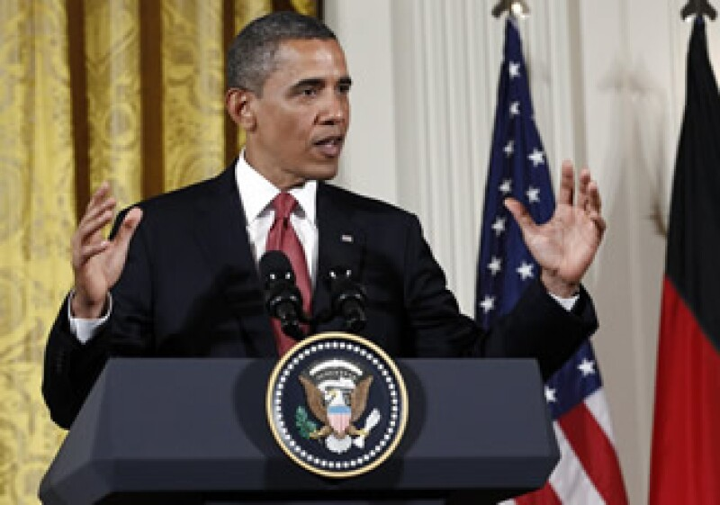 Obama ofreció una sombría evaluación de los desafíos hacia adelante y exhortó a los estadounidenses a no perder la fe en su manejo de la economía. (Foto: Reuters)