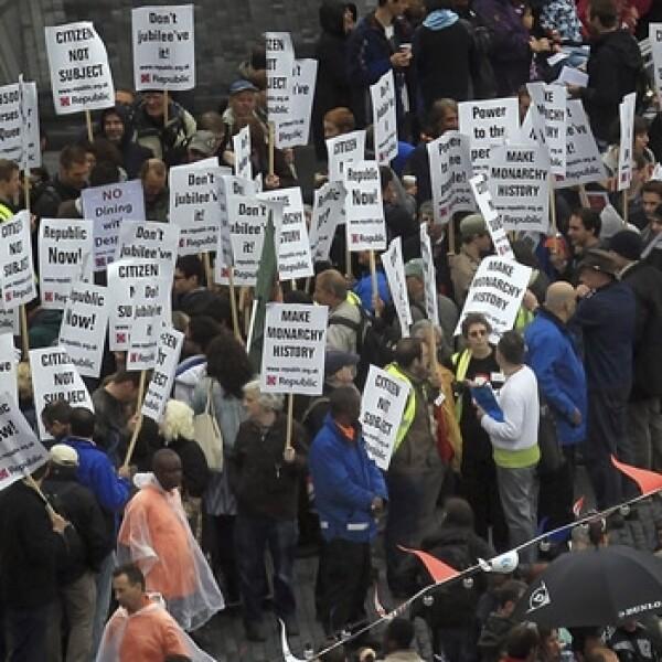 jubileo protestas