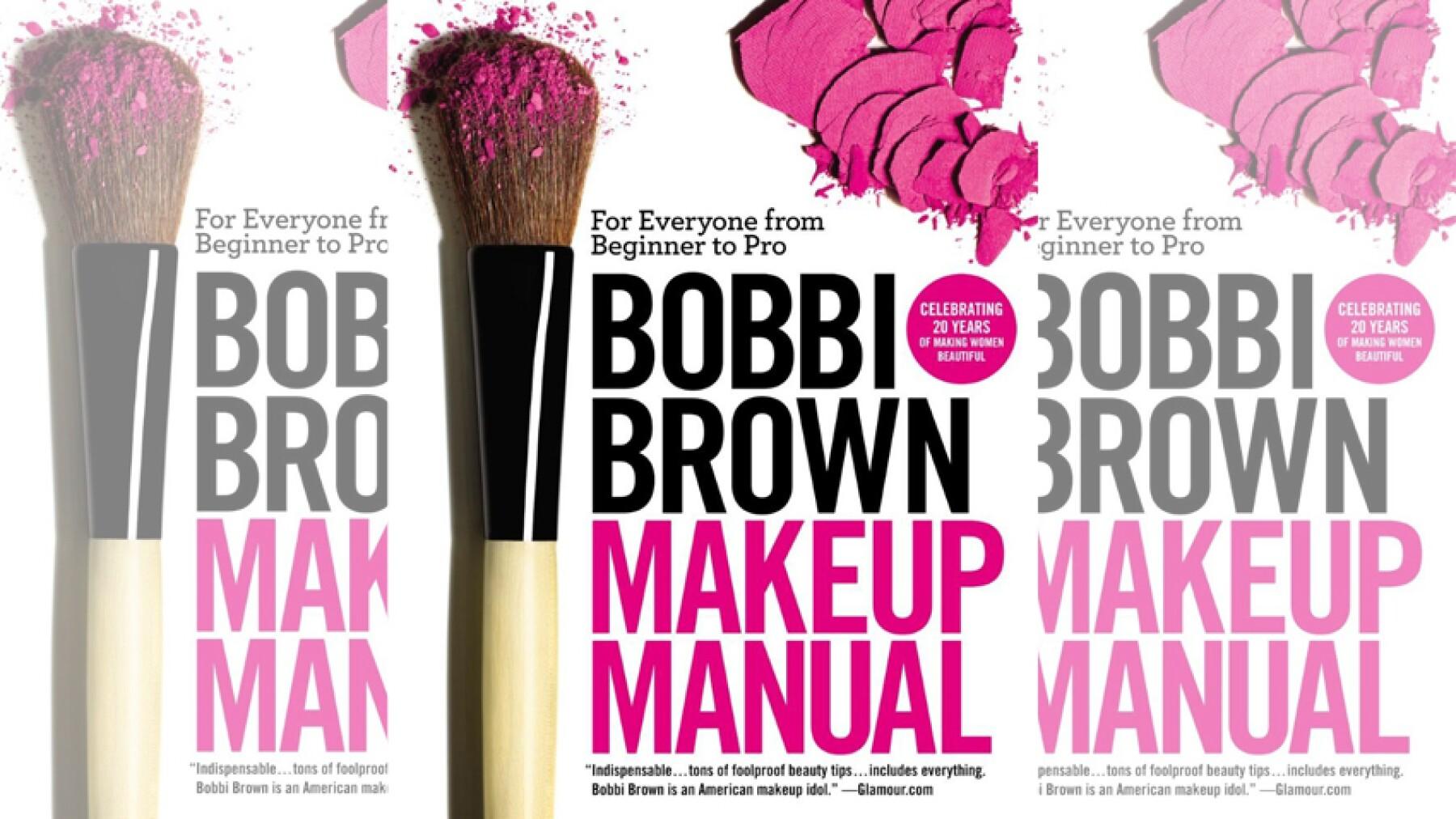 Makeup Manual de Bobbi Brown