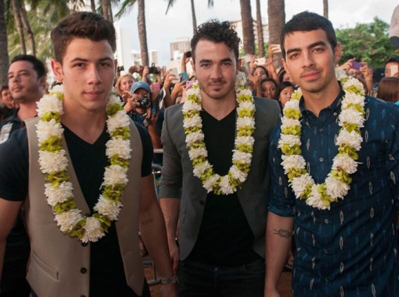 Hace unos días se informó que los hermanos Jonas suspendían su gira, esto, a pocos días de su inicio.