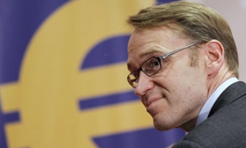 Jens Weidmann, jefe del Bundesbank, podría dimitir si el BCE insiste en comprar bonos de España e Italia. (Foto: Reuters)